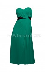 Custom Color Short Sweetheart Bridesmaid Dresses BSD326