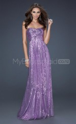 A-line Sweetheart Sequined Long Ball Dresses (NZJT06506)