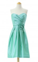 Discount Jade A Line Sweetheart Taffeta Bridesmaid Dresses (BSD157)