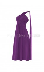 Custom Color Short Chiffon Bridesmaid Dress BSD292