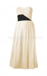 Custom Color Short Chiffon Bridesmaid Dress BSD312