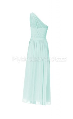 Custom Color Chiffon Long Bridesmaid Dresses BSD283