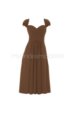 Custom Color Short Sweetheart Bridesmaid Dresses BSD316